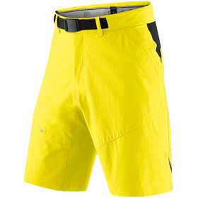 Gonso Arico Cycling Shorts Men yellow